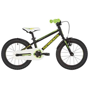 "Bicicleta Niño SERIOUS SUPERHERO 16"" Verde/Negro"